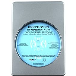 'Ode to Jewish Freedom' Beethoven Symphonies No.9 - 7.1 DTS-HD 3D Sound Blu-ray Audio Signature Series