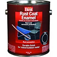 Rust Oleum1309Do it Best Rust Control Enamel-BRT YELLOW RUST ENAMEL