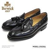 【BERWICK バーウィック】 タッセルローファー (2561-ROIS) ブラック 7.5