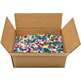 Cousin 31673 Mixed Plastic Beads, Assorted, 5-Pound