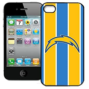 NFL San Diego Chargers Iphone 4 and 4s Case Cover