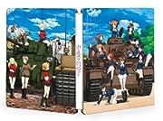 【Amazon.co.jp限定】 ガールズ&パンツァー スチールブックケース(オリジナル描き下ろし絵柄 タイプA)