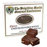 Brigittine Monks Fudge, Various Flavors, 1 lb (Cherry Chocolate)