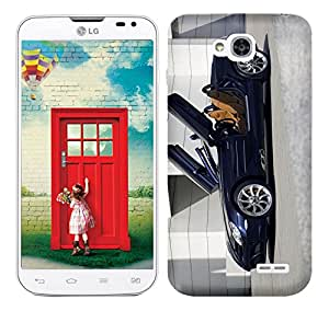 Wow Premium Design Back Cover Case For LG L90