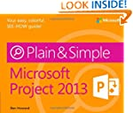 Microsoft Project 2013 Plain & Si...