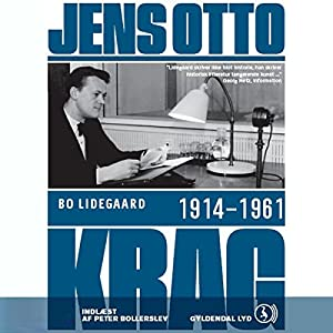Jens Otto Krag 1914 - 1961 Audiobook
