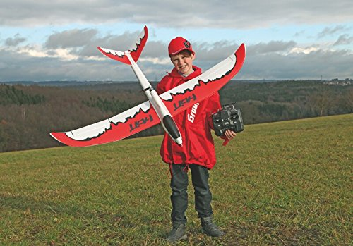 GraupnerSJ-9910100-Segelflugmodell-V-Venture-Elektro-Spannweite-1350-mm