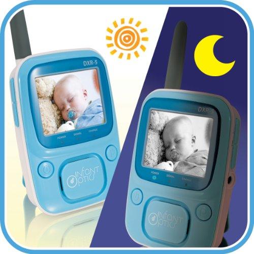 Infant Optics DXR-5 2.4 GHz Digital Video Baby Monitor