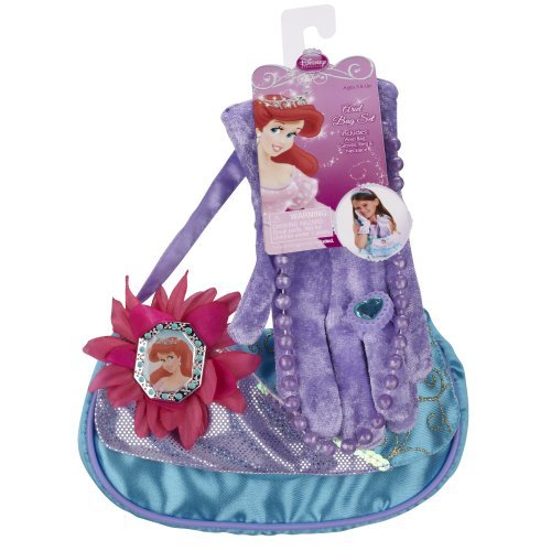 Disney Princess Deluxe Purse Set Ariel