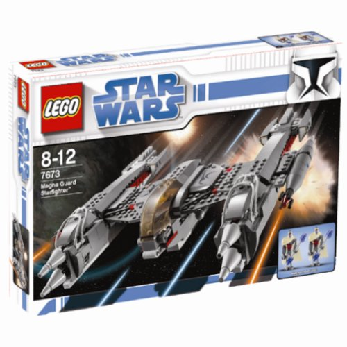 LEGO Star Wars 7673: MagnaGuard Starfighter