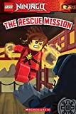 img - for The Rescue Mission (LEGO Ninjago: Reader) book / textbook / text book