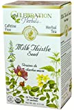 Celebration Herbals Milk Thistle Seed Tea Organic 24 Tea Bag, 60Gm