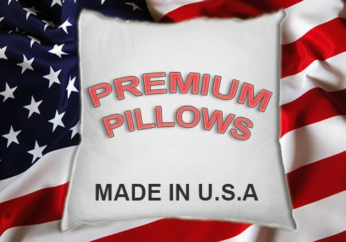 Read About 26 x 26 Premium Hypoallergenic Stuffer Pillow Insert Sham Square Form Polyester, Standard...