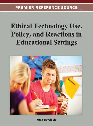 Ethical Technology Use, Policy, and Reactions in Educational Settings