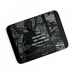 PosterGuy A4 Mouse Pad - Buddha Quotes | Designed by: CW Doodler