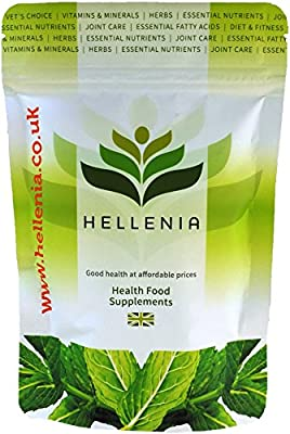 Hellenia Garlic (Odour Controlled) 1200mg - 360 Tablets from Lifesource Supplements Ltd