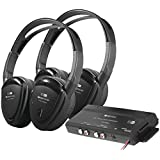 Power Acoustik HP902R Feet POWER ACCOUSTIC 2 SWIVEL 2CH. WIRELESS