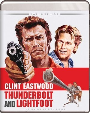 Thunderbolt and Lightfoot - Twilight Time [Blu ray] [1974]