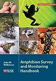 Amphibian Survey and Monitoring Handbook (Conservation Handbooks)