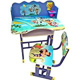 Baby Station Study Table And Chair Set For Kids - Computer Table And Chair Set, Buy Foldable Study Tables (Choota Bhem)
