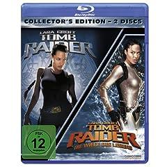 Tomb Raider 1+2 [Blu-ray]