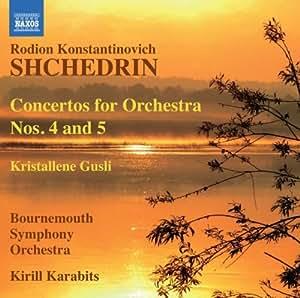 Concertos for Orchestra Nos. 4