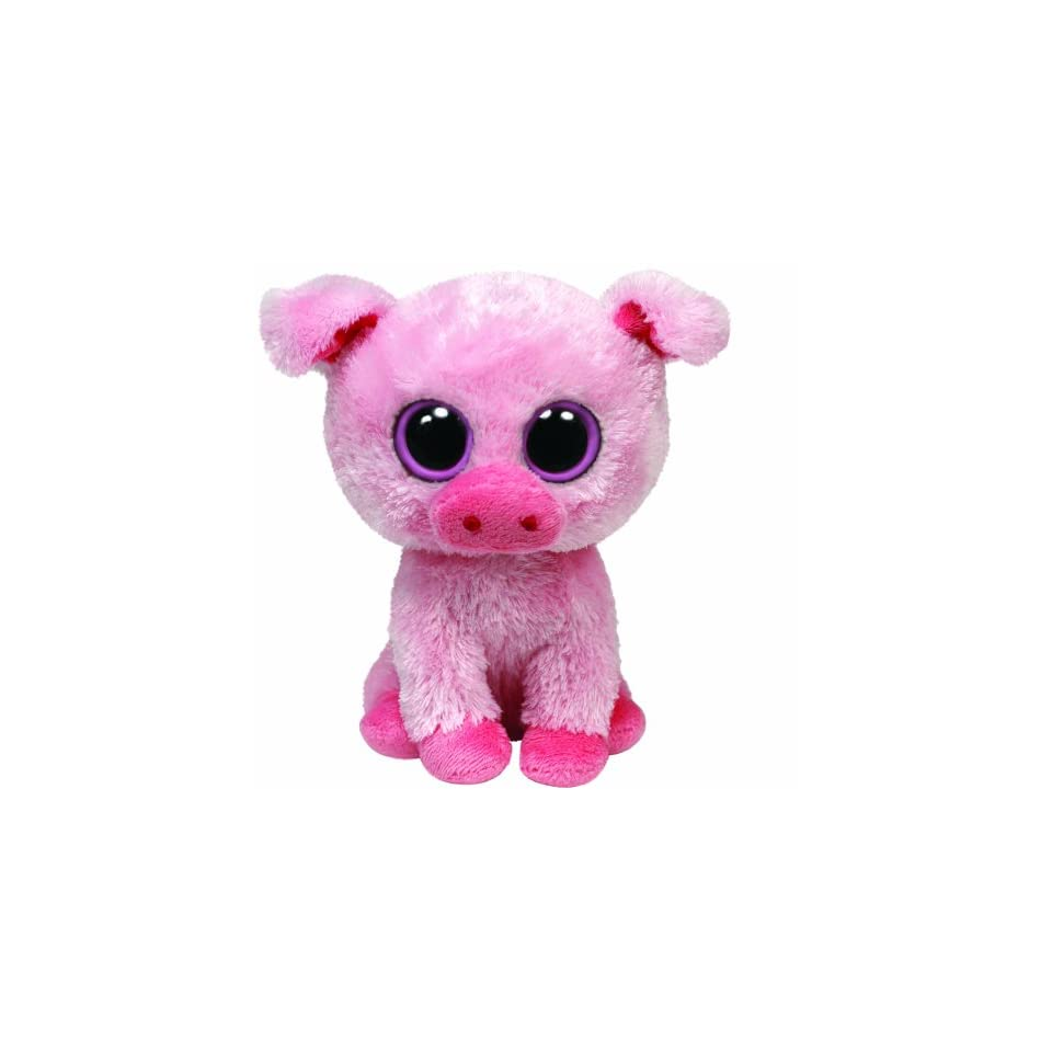 4c374266f18 Ty Beanie Boos Corky The Pig on PopScreen