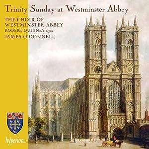 Trinity Sunday At Wesminster