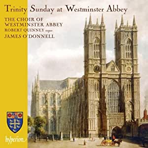 Trinity Sunday At Wesminster