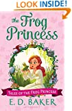 The Frog Princess (Tales of the Frog Princess Book 1)