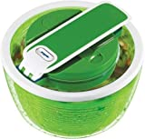 Zyliss Smart Touch E15621 Centrifuga insalata diametro: 26 cm, colore: Verde