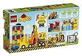 LEGO DUPLO 10813 - Große Baustelle hergestellt von LEGO®