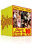 Book Cover for Cheri's Erotic Ten - Vol. 1