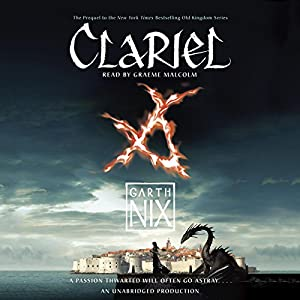 Clariel: The Lost Abhorsen Hörbuch