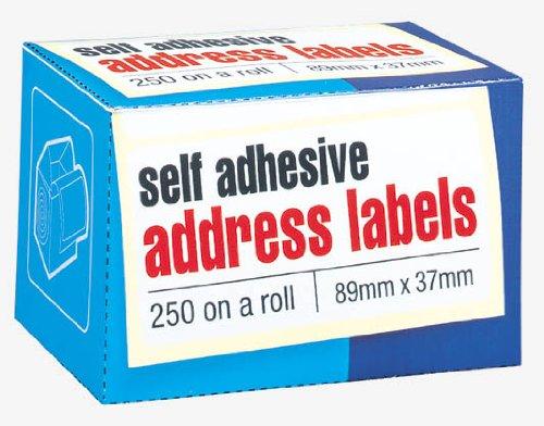 Imagen 1 de Address Label Rolls 250s