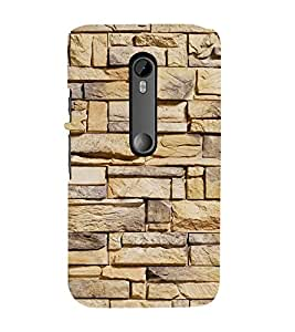 EPICCASE Cool wall Mobile Back Case Cover For Moto X Style (Designer Case)