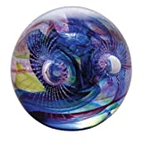 Caithness Glass Space Starburst Paperweight