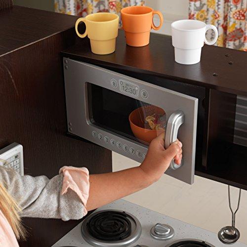 Kidkraft uptown espresso kitchen ebay - Cuisine kidkraft espresso ...