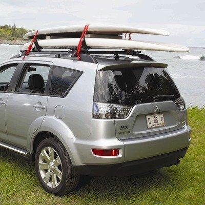 Malone Auto Racks Maui-2 Two Board Universal Fit Saddle System