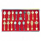 Fairy Tail Key chain set (18 pcs)