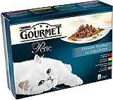 Gourmet Perle Katzenfutter Rind