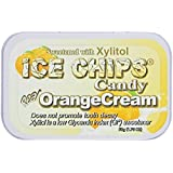 ICE CHIPS Orange Cream Xylitol Mints