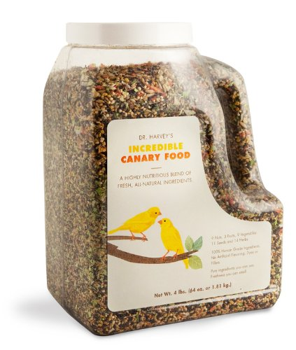 Cheap Dr Harvey's Incredible Canary Food 4 lb (Incredible Canary Food – 4 lbs)