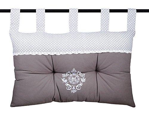 Testa di letto a gambe-45x 70cm-méline