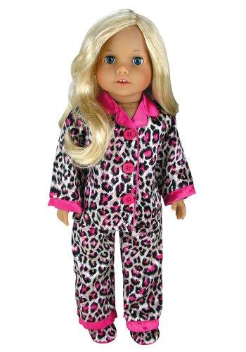 3 Pc. Leopard Pajamas