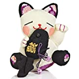 Tomo Chan Lucky Cat Soft Toy
