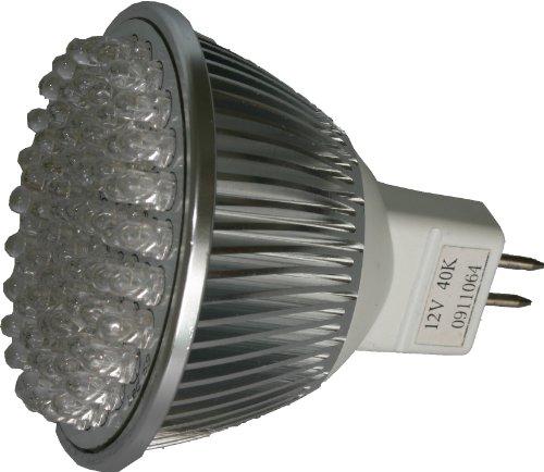 Led Mr16 Spotlight 12V 4.5W (370 Lumen - 45 Watt Equivalent) 45 Degree 4000K Cool