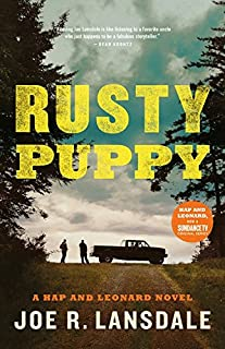 Book Cover: Rusty Puppy