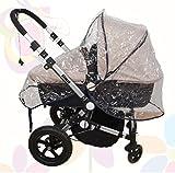 Burbuja de capazo para la lluvia. Protector de lluvia para bebés