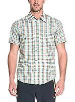 CMP Campagnolo Camisa Hombre 3T53247 (Multicolor)